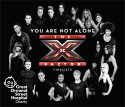 X Factor 2009 Charity Single - You Are Not Alone